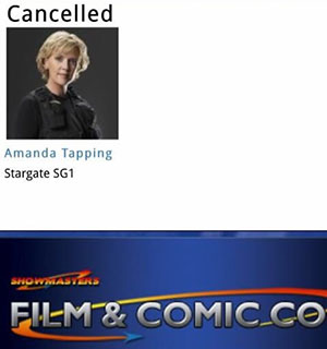 Comicon Cancelled